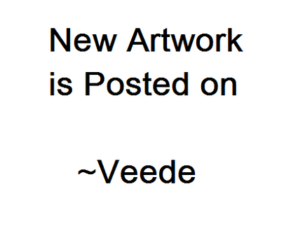 Check Veede.deviantart.com for my art updates! by Shade-the-Master