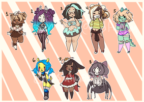 Adopts - 0/8 (closed!) by enoshlma