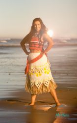 Moana - Cosplay - The Northern Costumiers by NorthernCostumiers