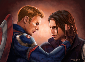 Civil War by the-physicist