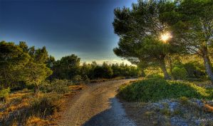 Photo HDR - south of France by Louis-photos