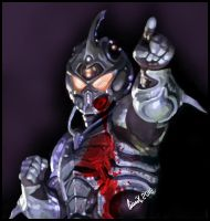 The Guyver by lianit