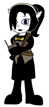 What If Good/Allison Alice Was a Bendy Character? by Gamerboy123456