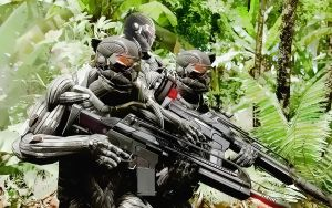 Crysis Raptor Squad by xfightervn