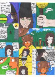 The Wizard of What Was Oz 14 by avatargrl