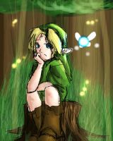 young link by mayday-daywalker