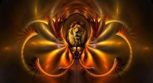 The den of the lion by eReSaW