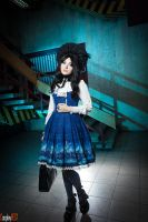 Lolita outfit for Animatrix festival 2017 by jurisdictia