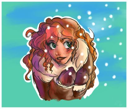 Ygritte and Snow by polipotam