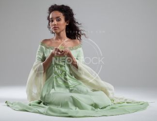Gia Fantasy Maiden 128 - Stock Photography by NeoStockz