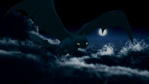 Toothless (How to train your dragon) - SP by XeteAnimaVlogs