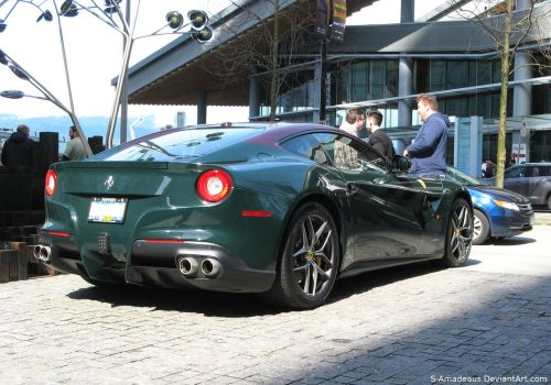 70th anniversary F12 by S-Amadeaus