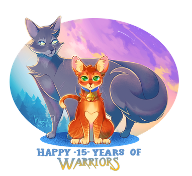 long live the warcats by MeggisCat