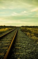 Railroad to somewhere by TheStephan