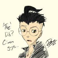 'The' Dib by Ranome