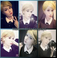 Victoria Chase - Life is Strange costest by MasterCyclonis1