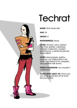 Techrat by mooncalfe