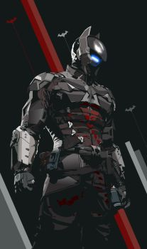 Arkham Knight by Mik4g