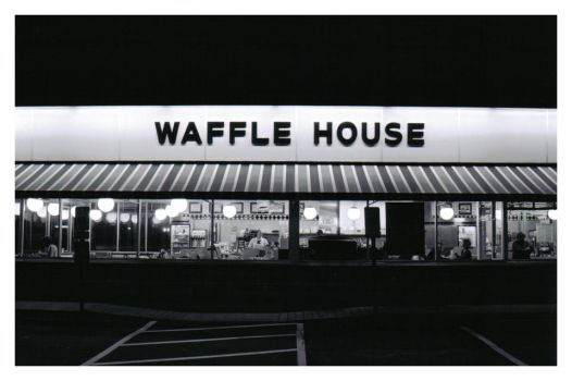 waffle house by beanser