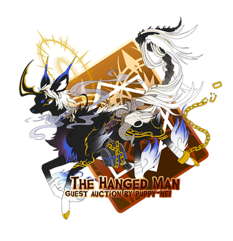 { Stygian Guest Auction } The Hanged Man (Over!) by Zoomutt