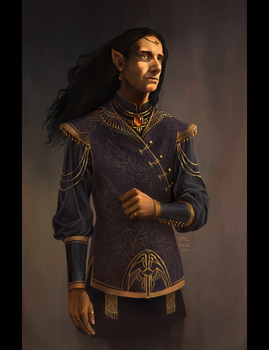 Cahal by apeldille