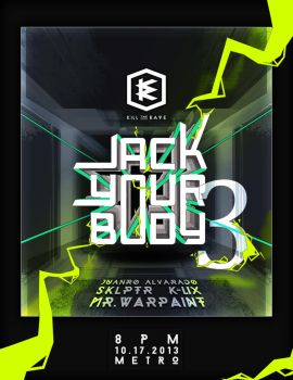 Jack Your body 3 by kampollo