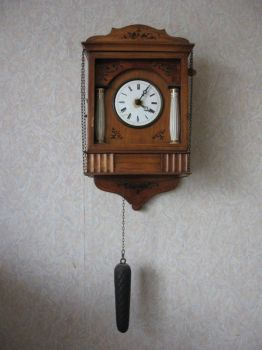Old clock 1 by Mithgariel-stock