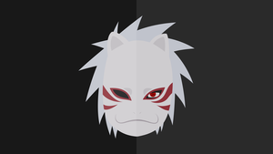 Anbu Mask (Naruto) by ncoll36