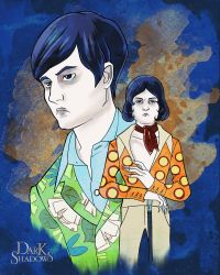 Barnabas Collins aka PartyBus Collins by Marji4x