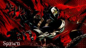 Spawn PSP wallpaper by 13th-company