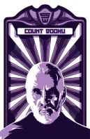 Count Dooku by dhil36