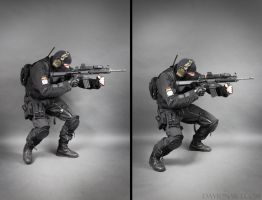 CQB STOCK IX by PhelanDavion