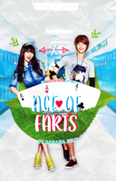 [ Wattpad Cover ] - Card of Farts by ineffablely