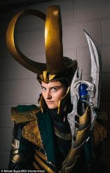 King Loki - Avengers - photographer: Mikael Buck by LokiofLondon