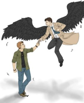 SPN- Meet in the middle by westofnowhere