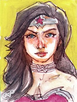 Wonder Woman by photon-nmo