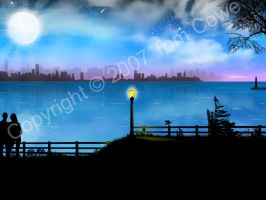 City Dreams by kandiart