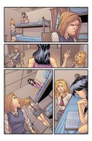 Morning glories 4 page 4 by alexsollazzo