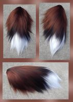10 inch Yarn tail commission by Black-Heart-Always