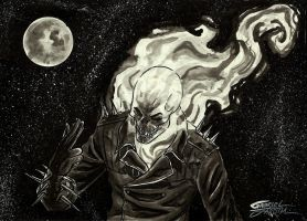 Ghost Rider by GabrielJardim