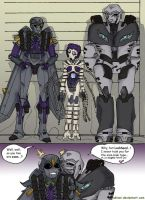 Height comparison- L.T, BD with M.C by YukiOni