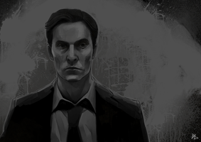 Rust Cohle by lSagol
