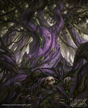 Root of Ancients by AnthonyAvon