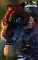 Shere Khan by scarypet
