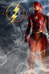 DCEU Flash Costume Tweaks  by Spider-maguire