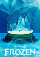Disney Classics 53 Frozen by Hyung86