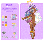 [MYO]: Trixie by SimplyDefault