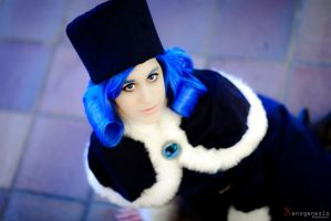 Juvia lives for the ones she loves. by LYS-Cosplay