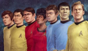 To Boldly Go Where No One Has Gone Before by Atarial