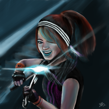 Lindsey Stirling - Heist by Delkin